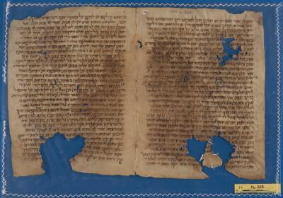 "<bdi class=""metadata-value"">Palimpsest; Palestinian Talmud; Syriac Bible T-S 16.325</bdi>"