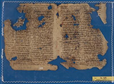 """<bdi class=""""metadata-value"""">Palimpsest; Palestinian Talmud; hagiography T-S 16.329</bdi>"""