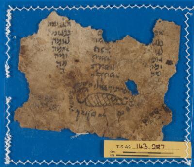 "<bdi class=""metadata-value"">Genizah Fragment 143.287</bdi>"